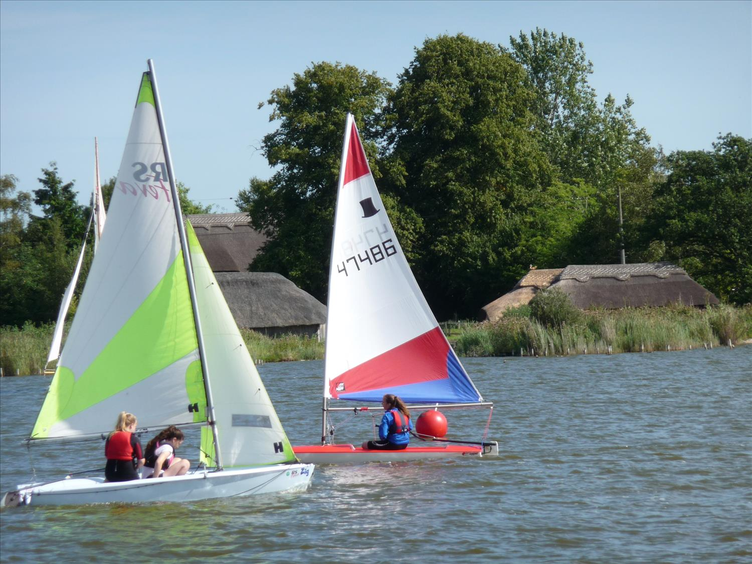 Norfolk Broads boat hire information