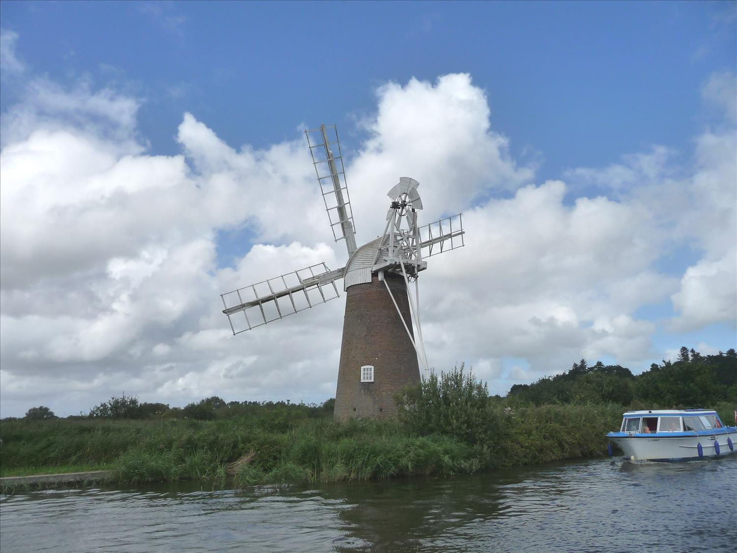 Discover Wroxham, Norfolk Broads